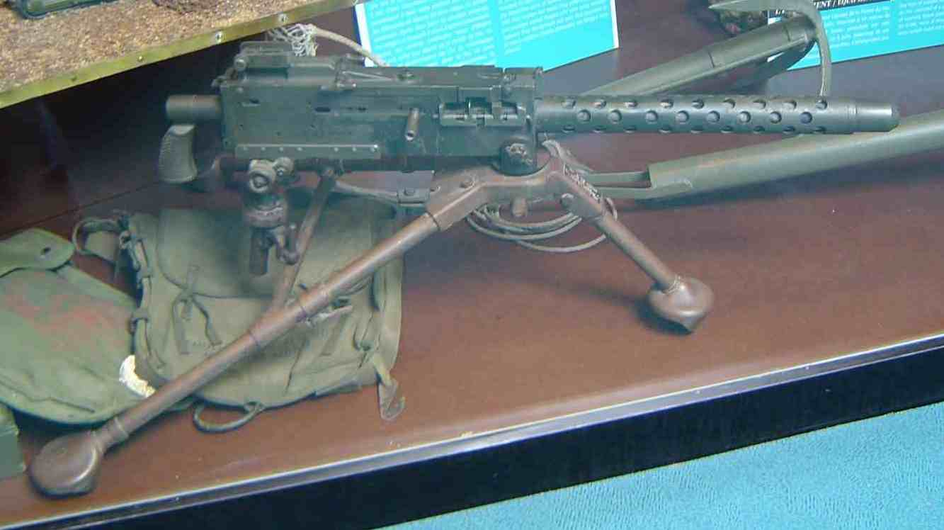 Browning M 1919 A4