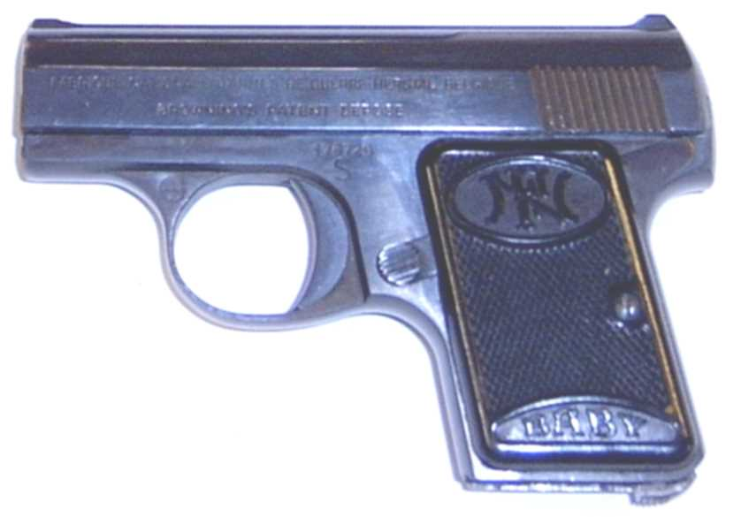 Browning Baby modèle 1920