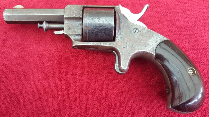 Forehand & Wadsworth S.A. 32 Rimfire