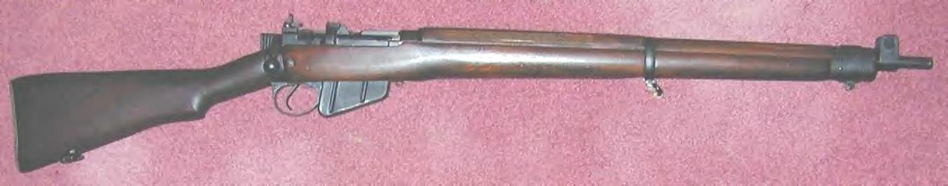 Lee Enfield n°4 Mark 1