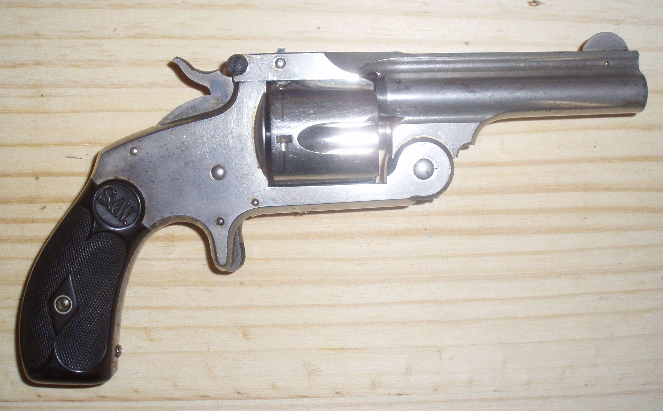 Smith & Wesson Single Action First Model ou Model I. N° 2 First Model