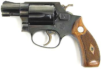 Smith & Wesson .38 Chiefs Special (Modèle 36)