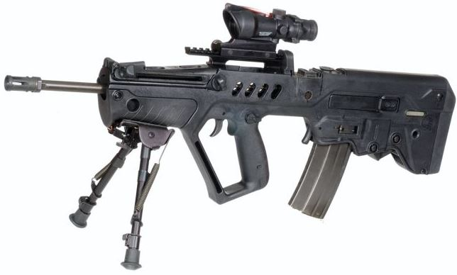 S.T.A.R.-21 (Sharpshooting Tavor)