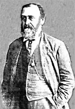William Ellis Metford
